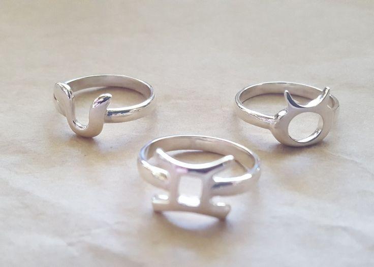 Ring - ZODIAC - Sterling Silver