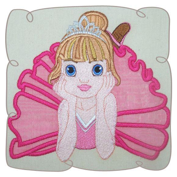 Angelina Ballerina 2: Embroidershoppe