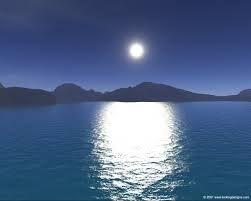 Nightime Moon