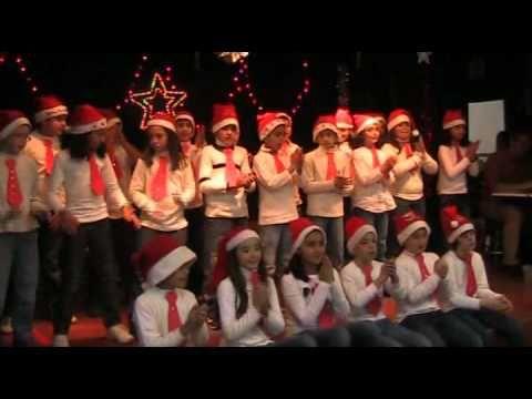 """VILLANCICO: """"Una postal de Navidad"""". PRIMARIA 4º - YouTube"""