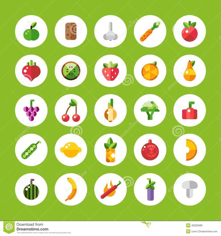 Image result for fruit flat icon