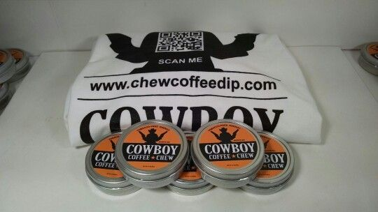 T-shirts & Cowboy Coffee Chew