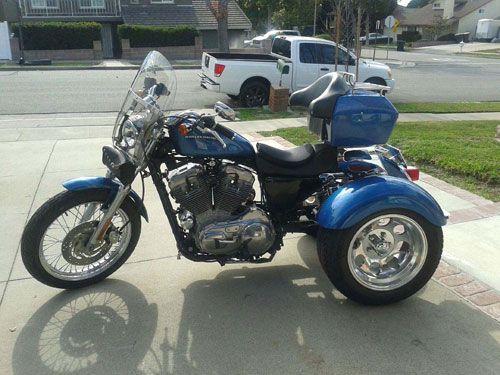 2005 Harley-Davidson Sportster 883 - Brea, CA #9700641593 Oncedriven