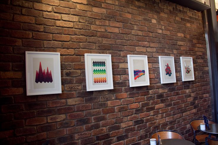 surfacehalftone.co.uk stuart mcmorris prints - Circle Cafe May/June 2012