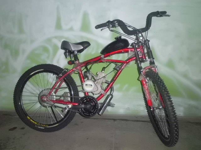 Eco2bike  Beach cruiser Red