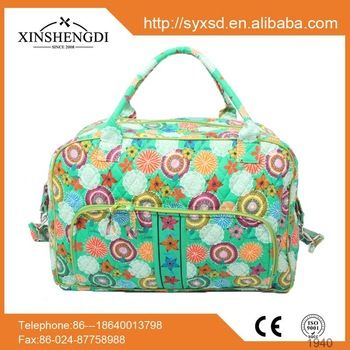 Weekender Travel Bag,Ronmy Carry-on Travel Bag,front zip pocket keeps travel necessities both convenient and secure