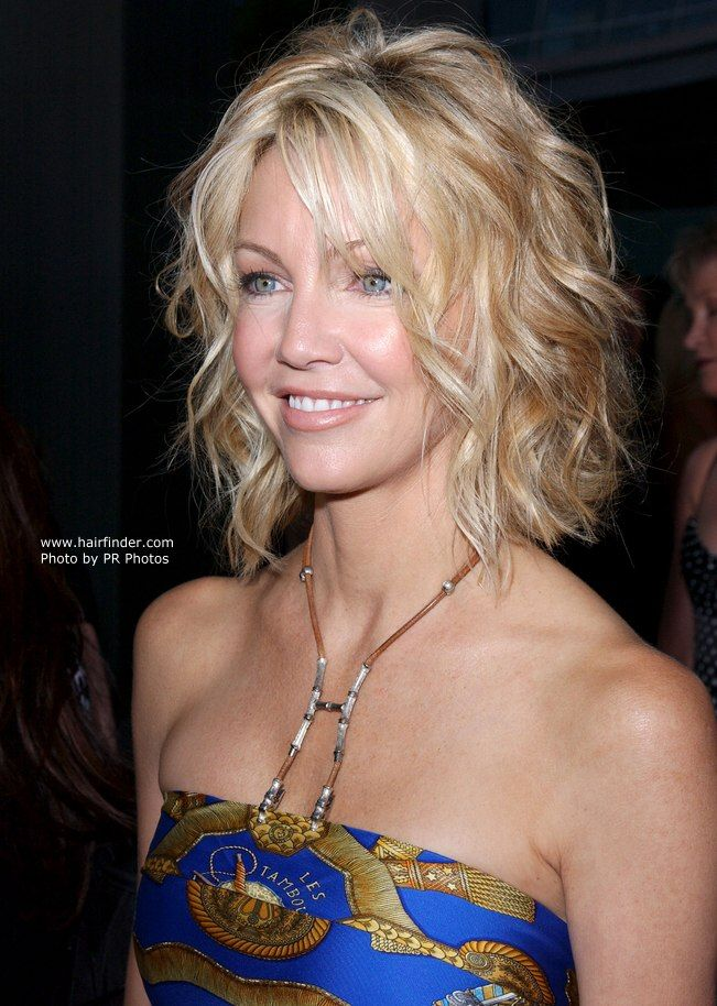 Wavy bob haircut  Do something with your hair  Curly hair styles Short Curly Hair Short