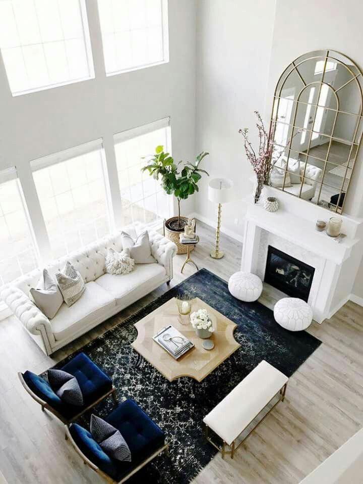 Living room decor idea #livingroomdecoridea Living Room Decoration