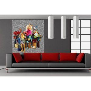 Mupet, Breki poszter (90 x 202 cm)