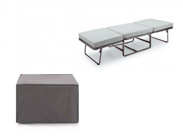 pouf dany de monsieur meuble. Black Bedroom Furniture Sets. Home Design Ideas