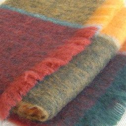 Loving the autumn fall colour of these mohair blankets (mohair throws) http://www.newzealandshowcase.com/productdetails.cfm/productid/252