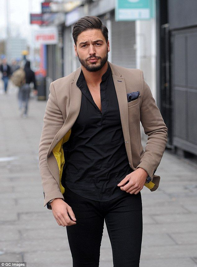 He's back? Mario Falcone is reportedly set to return to TOWIE, two years after his dismissal for touting slimming pills - a banned act for castmembers