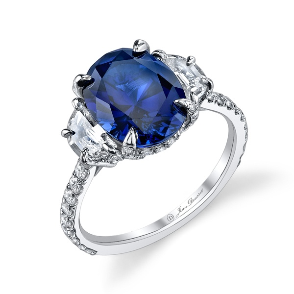 Best Custom Engagement Rings Chicago: 16 Best Images About Something Blue On Pinterest