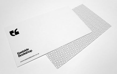 Business Card with Pattern Design 05