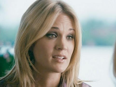 Soul Surfer - a true story - fantastic movie. The mom kind of reminds me of somebody I know.