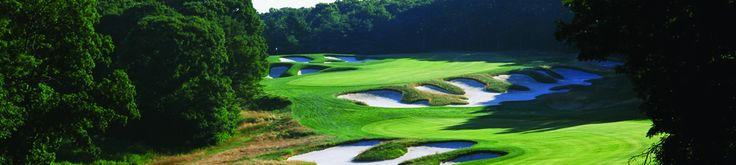 Bethpage State Park Golf Course, New York 5 public courses reasonably priced
