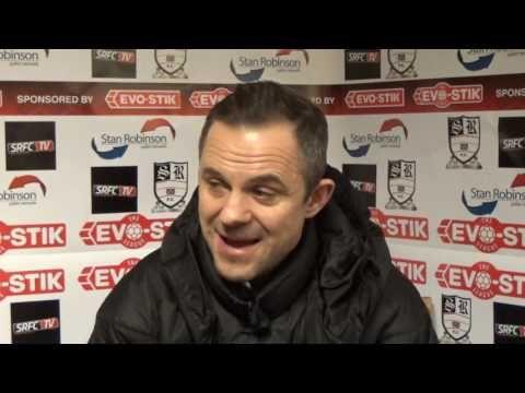 Post Match Interview | Neil Kitching talks to David Broome | Ilkeston FC [ 07.01.17] https://youtu.be/i4OPSG6qc3w