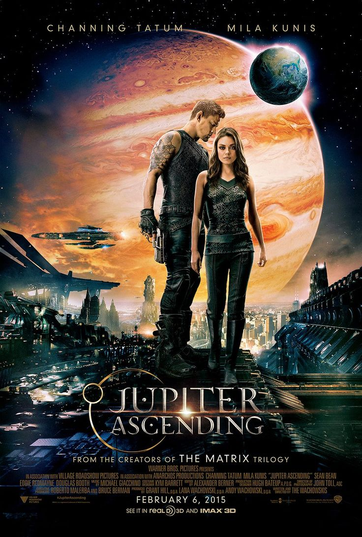 Expand your universe. Watch the new trailer for #JupiterAscending exclusively on iTunes Trailers!
