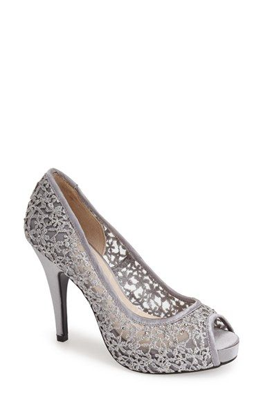 Menbur 'Strass' Pump available at #Nordstrom--in gold