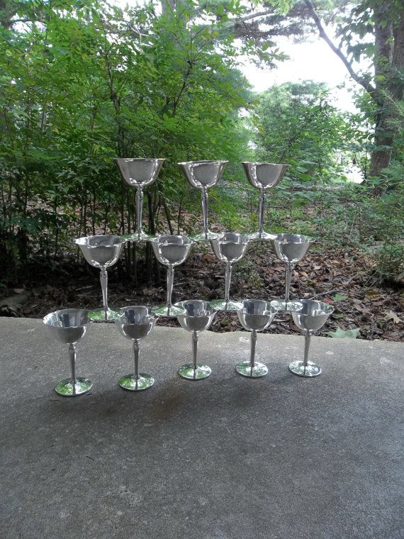 Glassware For Wedding Table Decorations
