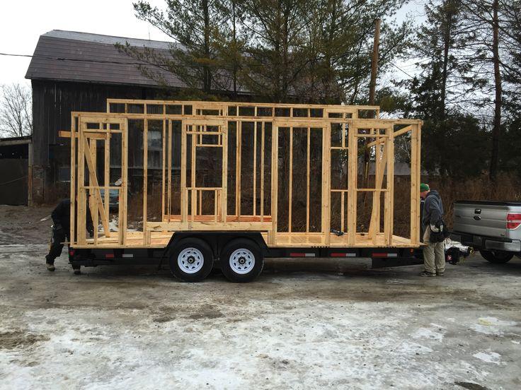 Tiny House Construction Company, Toronto, Ontario, Canada. Founded on December 31, 2014