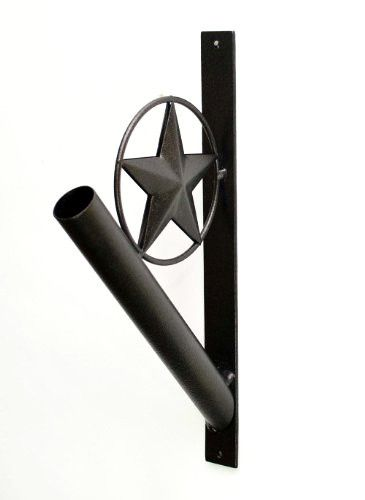 metal flag holder