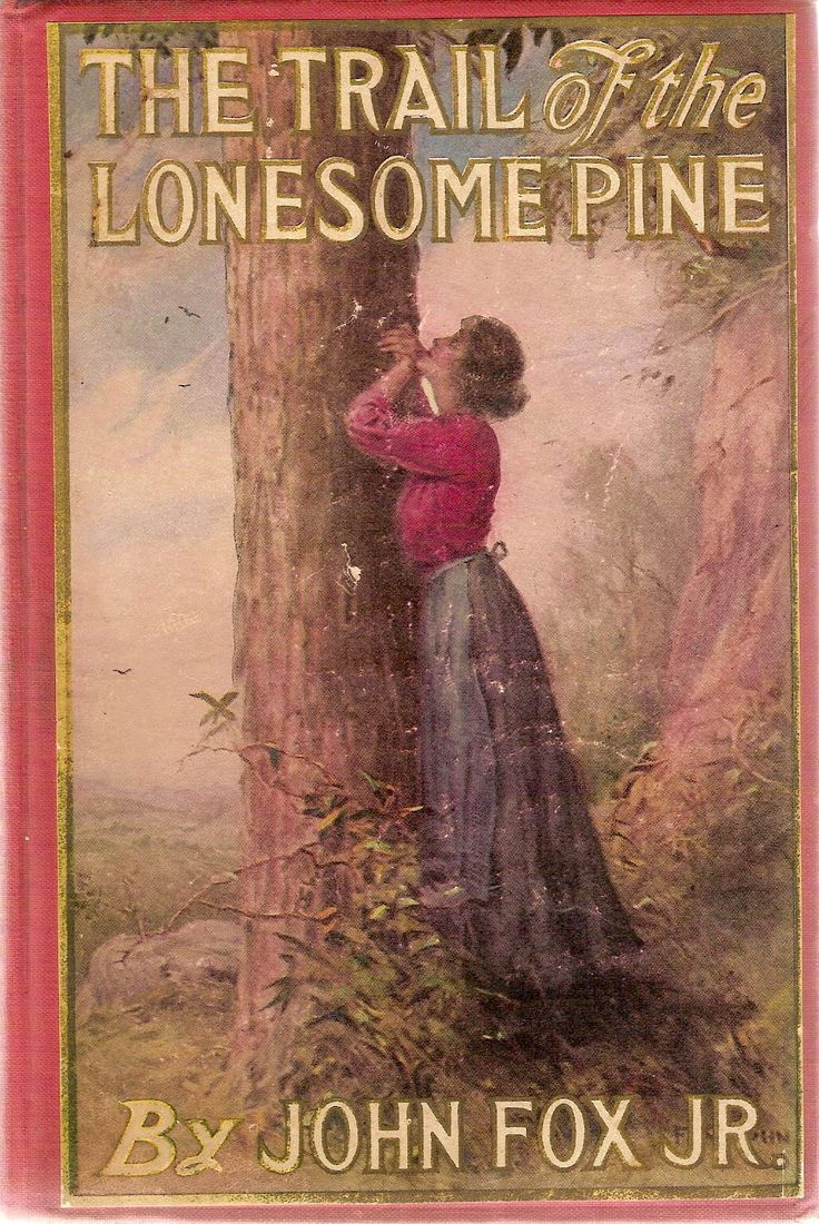 Trail of the Lonesome Pine by John Fox, Jr. - I used to go see this play every time I visited my family reunion in Big Stone Gap, VA. Seeing this book flooded me with memories.