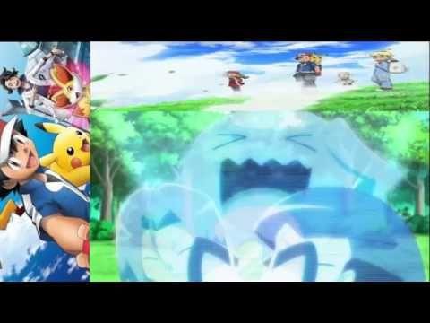 Pokemon XY Capitulo 67 Sub Español parte 1/2 HD