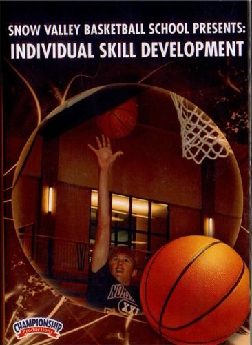 (Rental)-Snow Valley Basketball Camp: Individual Skill Development