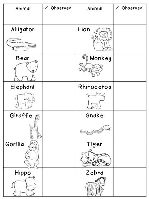 the 25 best zoo animal activities ideas on pinterest zoo crafts preschool zoo crafts and zoo. Black Bedroom Furniture Sets. Home Design Ideas