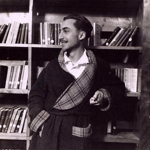 Roland Barthes en moustaches