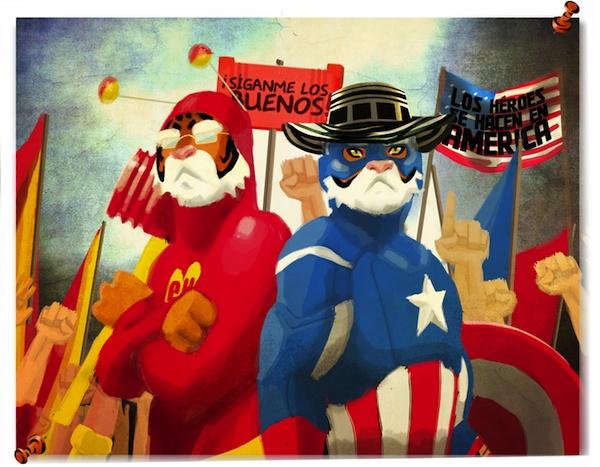 ¿Qué tiene el Chapulín Colorado que no tenga el Capitán América? | #Blog #Tigre #Superheroe
