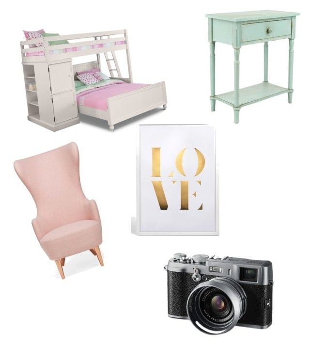 """Dream Bedroom"" by annikenrabben on Polyvore featuring interior, interiors, interior design, home, home decor, interior decorating, Tom Dixon, Fuji and bedroom"
