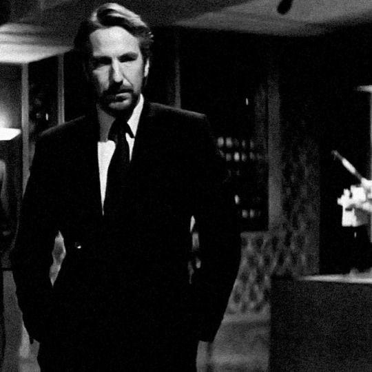 Hans Gruber - DIE HARD - (Alan Rickman)