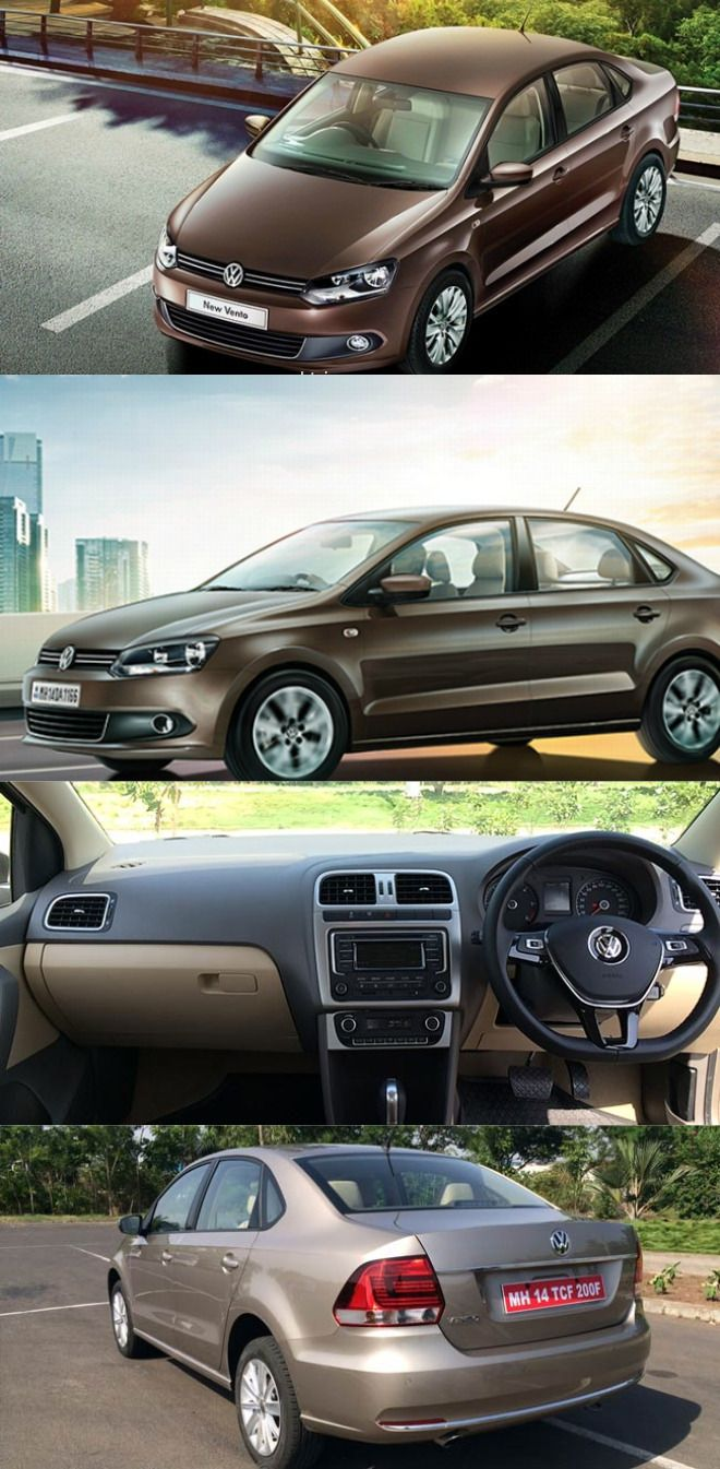 volkswagen vento facelift launched in india automobile car