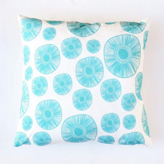 Minimalist Pillow Case  Decorative Pillow Throw by LoveJoyCreate, $34.00