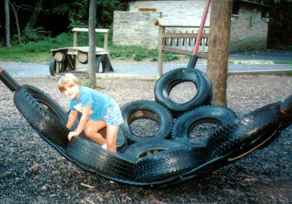 Scrap Tire Playground Frederick County