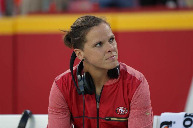 49ers first LGBTQ Coach