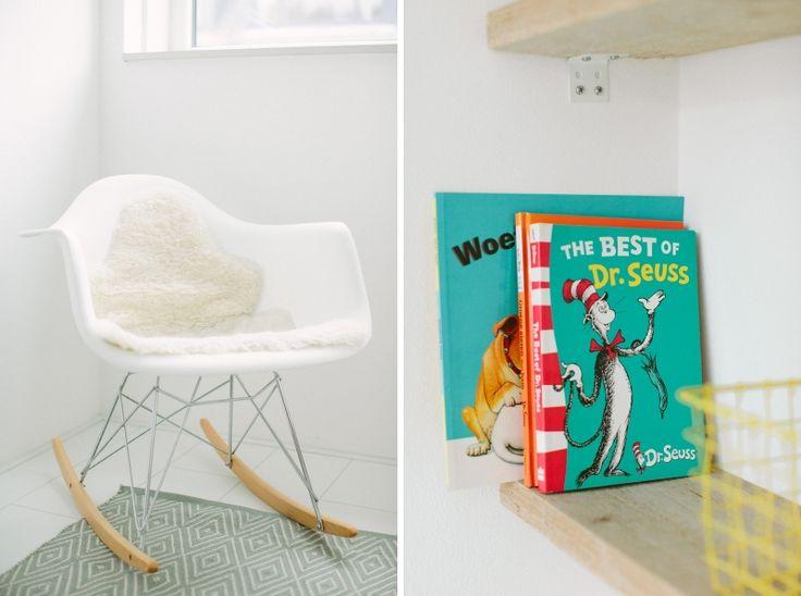 Preparing for a baby - Nursery Sneak Peek, work in progress... - www.petitloublog.com