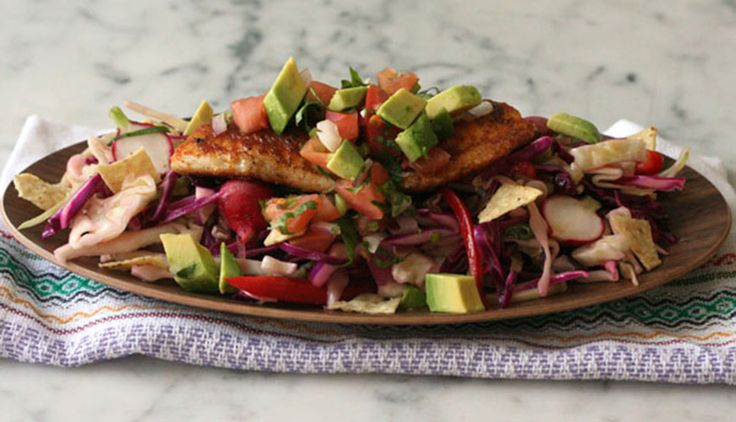 8 Dinner-Worthy Salads Without Lettuce - SELF