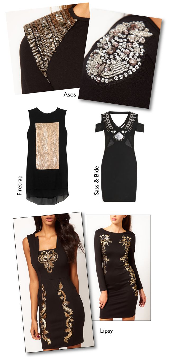 Dare to DIY in English: LBD Rehab: 10 ideas to update your Little Black Dress