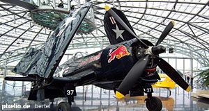 The Hangar-7 at the airport of Salzburg, playground for Mr Mateshit.