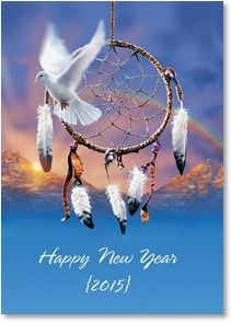 New Year's Day Card - A Year of Everything You Hoped For | David Penfound | 1_2001043-P | Leanin' Tree