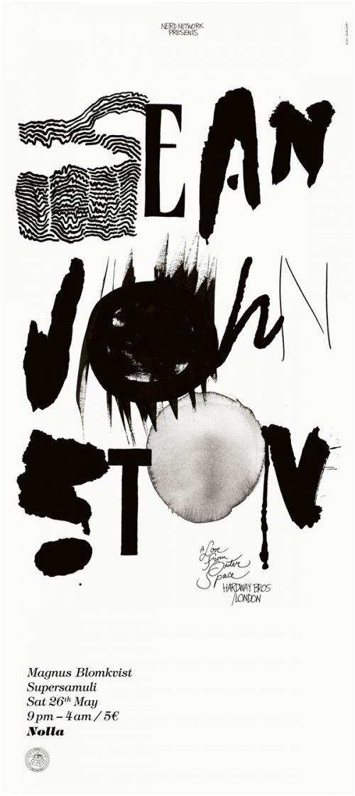 Design Envy · Nerd Network poster series: Linda Linko