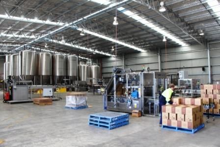 Stone & Wood Brewery, how this craft brewer is focusing on efficiency and winning http://www.whiletheyreonmars.com/2017/02/b-corp-at-beaus-all-natural-brewing.html