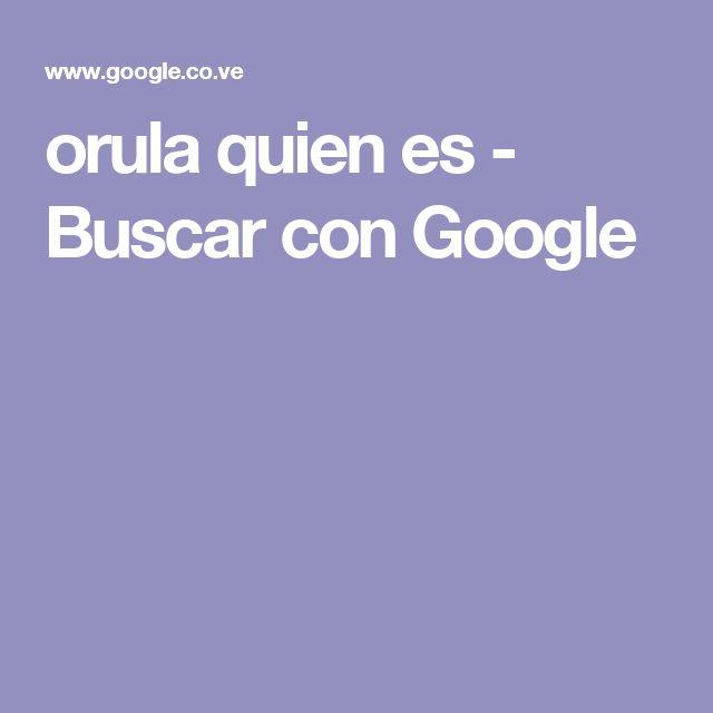orula quien es - Buscar con Google
