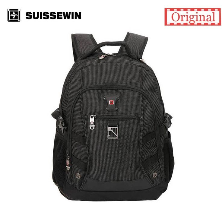 """41.25$  Buy here  - """"Suissewin High Quality 15"""""""" Laptop Backpack swissgear wenger Professional Laptop Bag for Business Sudents Backpack for Computer"""""""