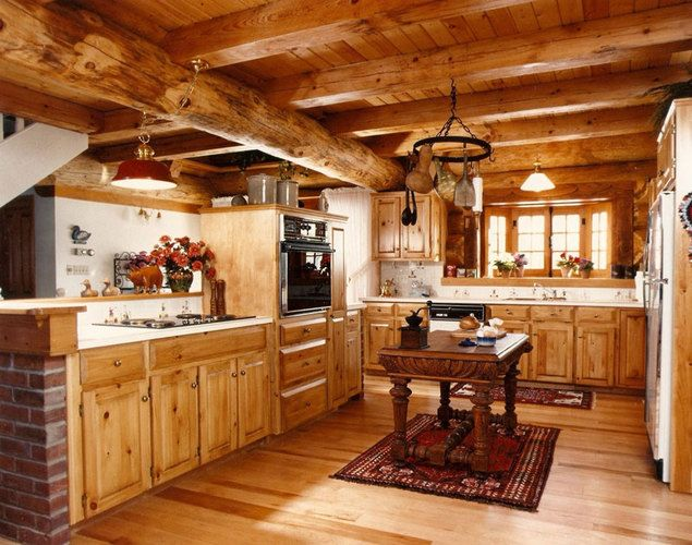 Rustic Home Decor | Rustic Home Decorating |Rustic Home Interior and Decor Ideas | Design ...: Kitchens, Interior Design, House Ideas, Rustic Homes, Dream House, Decorating Ideas, Kitchen Ideas, Rustic Kitchen