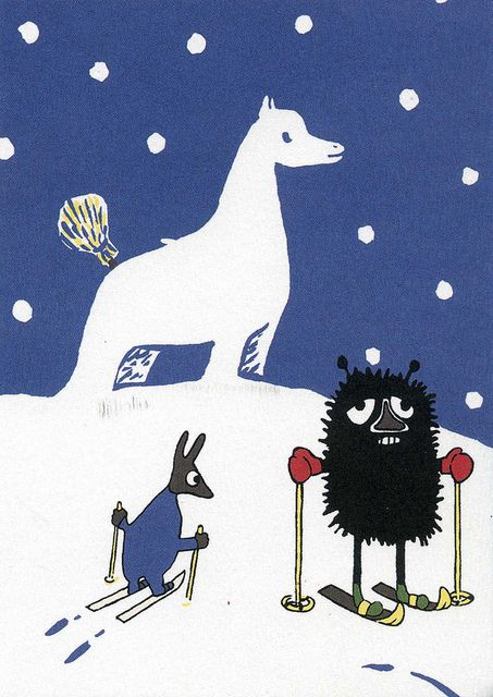 Moomin Christmas | Flickr - Photo Sharing!