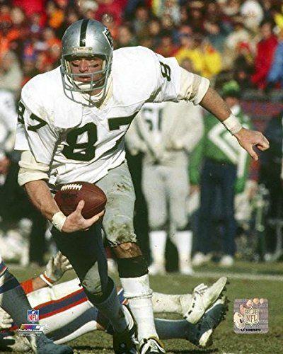 Dave Casper Oakland Raiders Poster